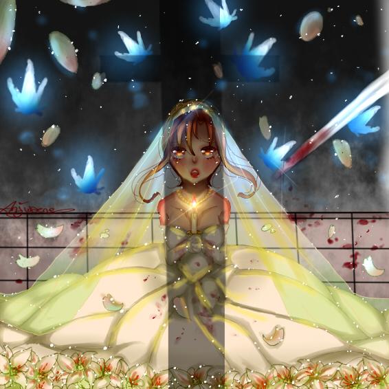 June Bride Nightmare by AnjuDere