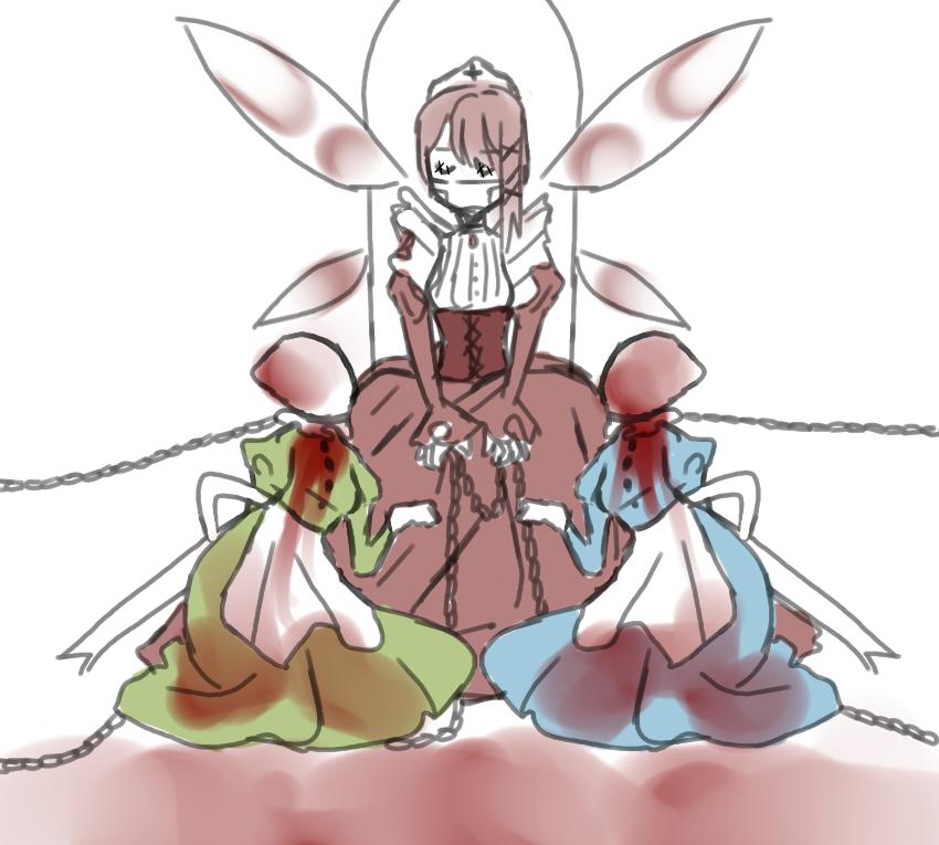 The Fairy secret garden by AnjuDere