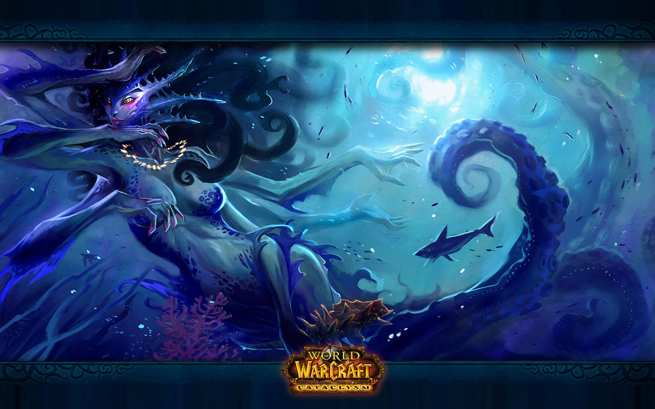 Do You Think This Fans Concept Sketch Of Azshara Is -8716