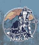 brotherhood of steel needs you