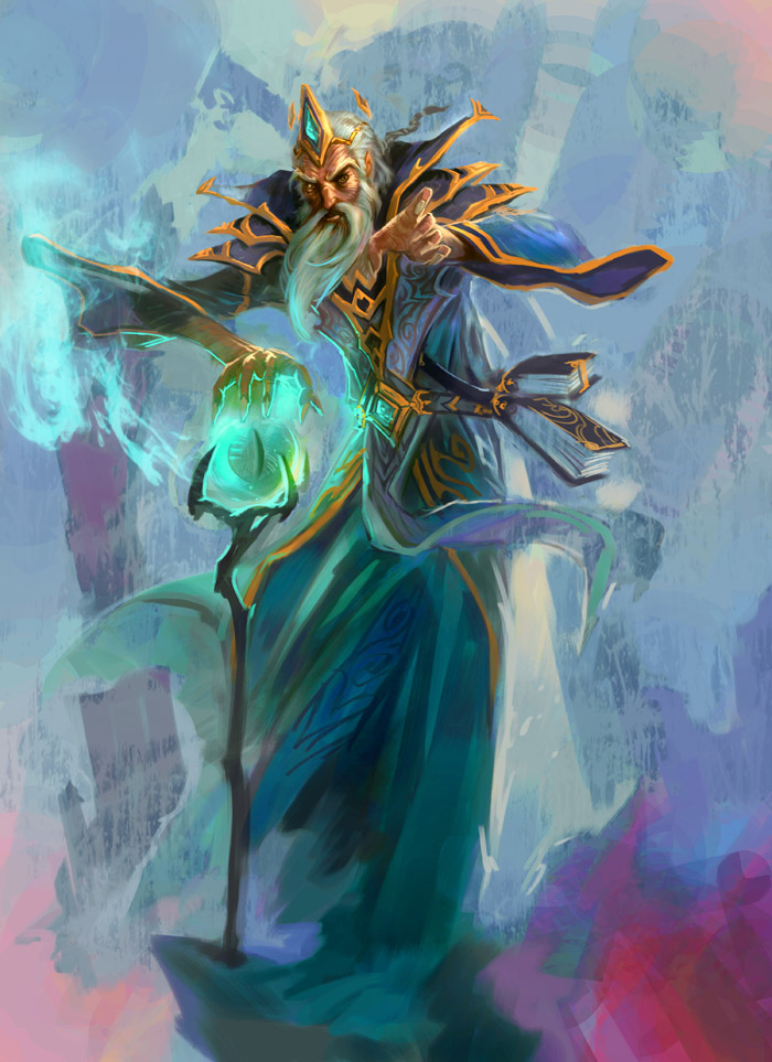 archmage male by breathing2004
