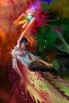 dream of mermaid