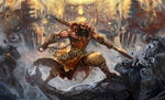 holy monk from D3