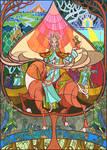 Thranduil king of mirkwood