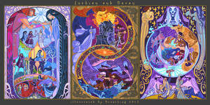 fate of Beren and Luthien