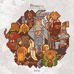 disk of hobbits
