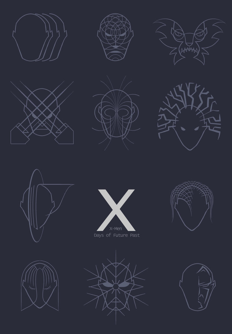 X-Men: Days of Future Past by breathing2004