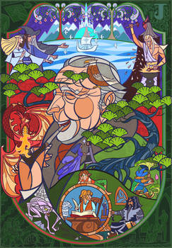 Tolkien:Lord of the middle earth