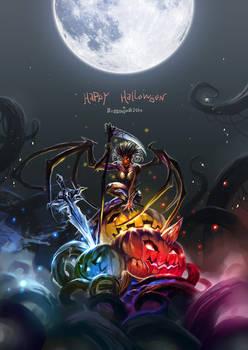 Halloween:Queen of Reaper