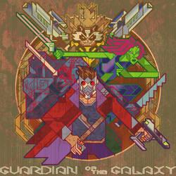 guardian of galaxy by breath-art