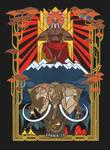 cover design for Kirinyaga chinese version