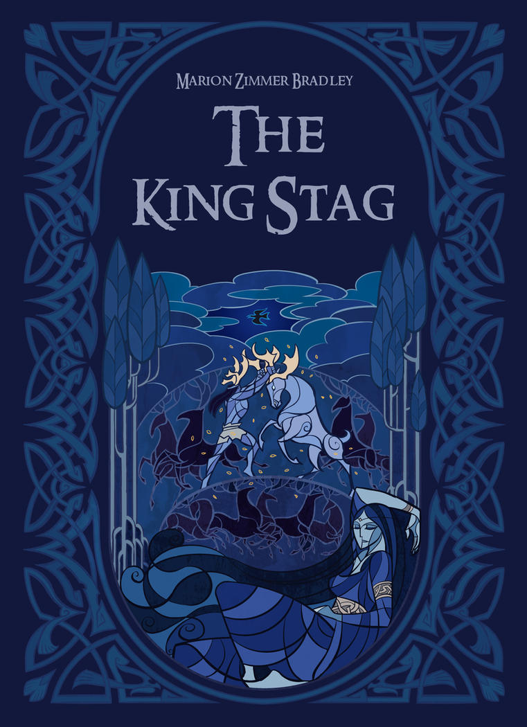 cover of The King Stag by breathing2004