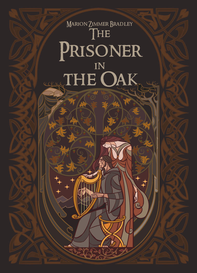cover of The Prisoner in the Oak by breathing2004