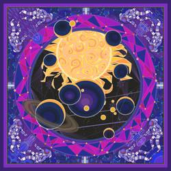 solar system:the sun