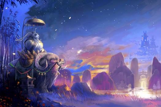 mystic territory