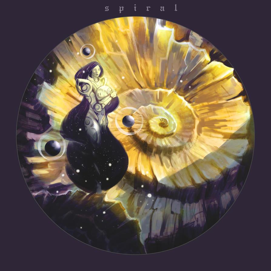 spiral by breath-art