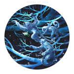 monkey of snow by breath-art