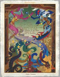 warbringer Queen Azshara by breath-art