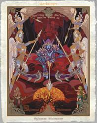 warbringer banshee queen by breath-art