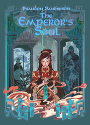 cover for the emperor's soul by breath-art