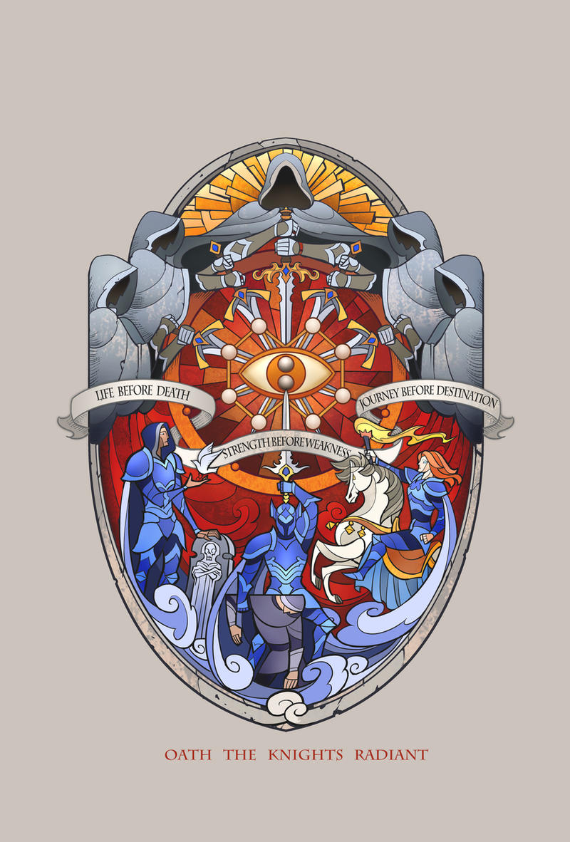 Image result for stormlight archive first ideal