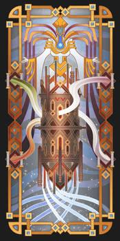 Oribos, the Eternal City