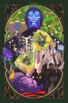 Loki in sacred timeline