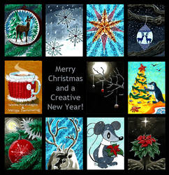 Merry Christmas! by Tamara-Hawk