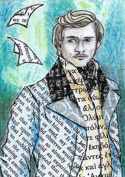 ACEO Victorian man by Tamara-Hawk