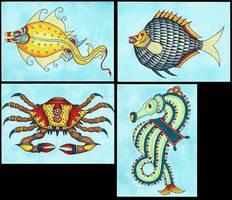 ATC - Sea critters