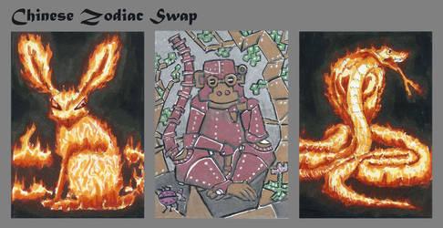 Chinese Zodiac Swap