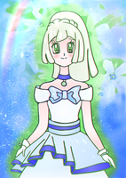 Performer Lillie by Usalina