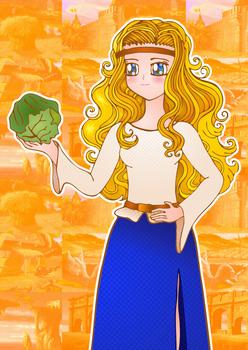 Zanthia's Morningmist Valley Outfit