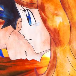 Amourshipping doodle IV by Usalina