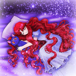 Sleeping Beryl by Usalina