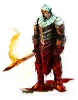 Knight by canadianxeno