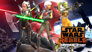 MMD Star Wars Rebels ANOTHER STORY prelude