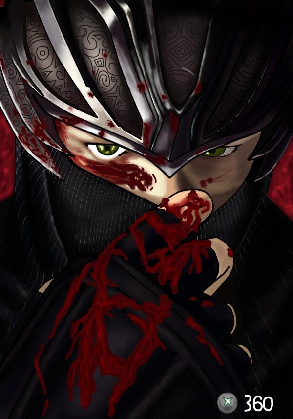 ninja gaiden by HACONIEL