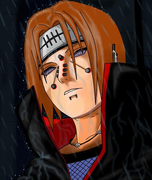 Pain Naruto Wallpaper: Uchiha Itachi Pain By HACONIEL On DeviantArt