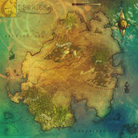 Elbarien: The Complete Map by epicondyle
