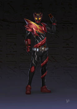 Kamen rider Uria