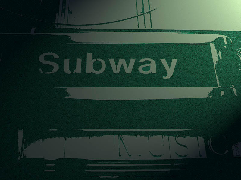 Subway Part One by ultimation