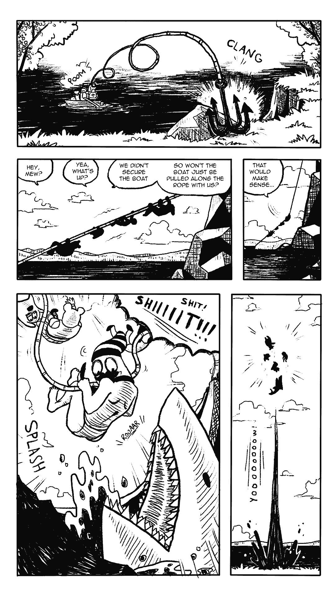 Cartoon World No. 3 Page 8