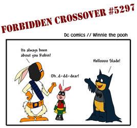 Forbidden Crossover by LibraryNinja