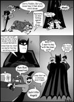 Bringing up Baby Comic, Pg 5 by LibraryNinja