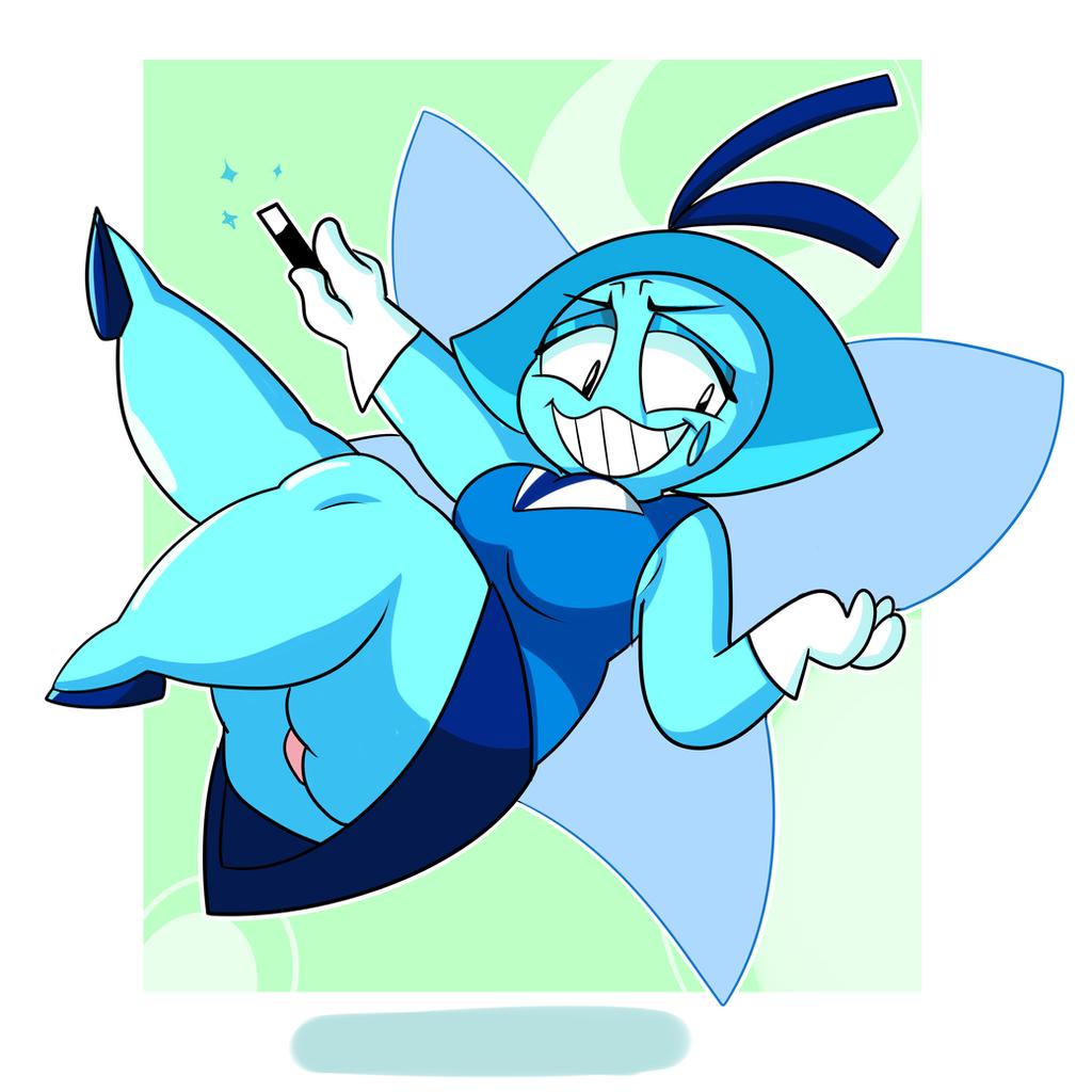 Smug Fairy by SuperSpoe