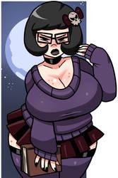 Goth Velma