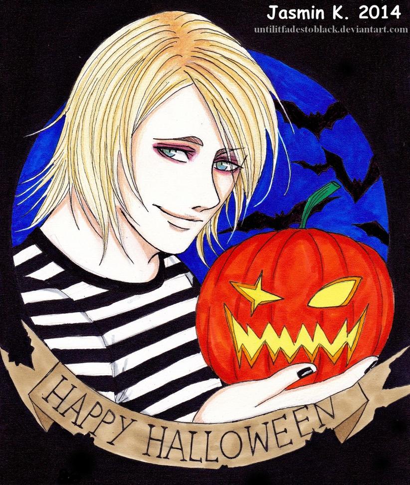 Ryan Howell - Happy Halloween by UNTILitFADEStoBLACK