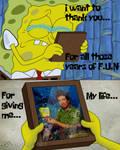 Homage to Stephen Hillenburg