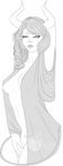 Celeste Belgarde by caffeine-scribbles
